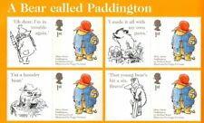 PADDINGTON BEAR - One A4 Sheet of 20 Unused New 1st Class Stamps + 20 Stickers