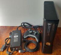 Microsoft XBox 360 S Slim 4 GB System Console HDMI 4GB With Bundles Kinect senso