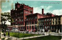 Vintage Postcard - 1909 School Of Pratt Institute Brooklyn New York NY #3596