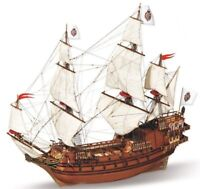 Occre Apostol San Felipe Spanish Galleon 1:60 Scale Wood Model Ship Kit