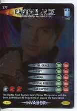 Doctor Who Battles In Time Invader #577 Captain Jack (with Vortex Manipulator)