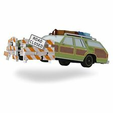 Hallmark 2016 Family Truckster Takes Flight National Lampoon Magic Ornament