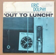 Eric Dolphy – Out To Lunch!  (French Issue) Vinyl LP Jazz DMM Remastered