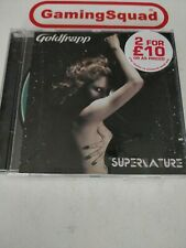 Supernature, Goldfrapp CD, Supplied by Gaming Squad