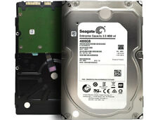 "Seagate ST4000NM0024 4TB 7200RPM 128MB Cache SATA 6Gb/s 3.5"" Enterprise HDD"
