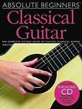 Classical Guitar Beginner Sheet Music & Song Books