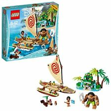 Lego Voyage Vaiana Ocean Princess - construction