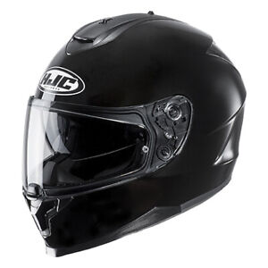 HJC C-70 Solid & Semi-Flat Helmet Size Sm Black
