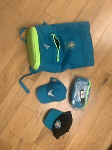 ADIDAS UEFA Euro 2020 Volunteer Bag And Other Accessories- NEW WITH TAGS