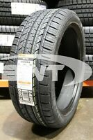 4 New Milestar MS932 95V 50K-Mile Tires 2254518,225/45/18,22545R18