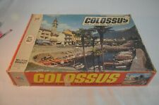 "Vintage Jig Saw Puzzle MB Colossus 4384 Over 2500 Pieces Approx. 43"" x 33"""