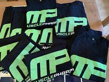 MusclePharm MP BIG LOGO T-Shirt - Black Brand new Size: SMALL