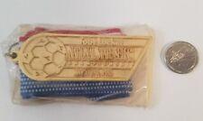 Vintage 90s 1992 USA Foot Locker State Select Soccer Medal