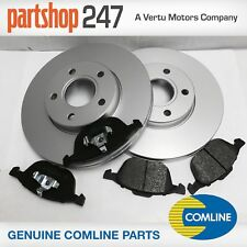 COMLINE FOR FORD FOCUS MK2 2004-2011 FRONT BRAKE DISCS & PADS KIT WITH 280MM