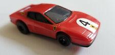 Rare AFX Tomy Turbo #4 Ferrari Testarossa CIBIE HO Slot Car VGC