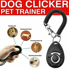 Training Dog & Puppy Clicker and Recall Teaching Tool Behaviour Agility