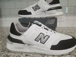 New Balance 997S Mens Size 10.5  MS997LOM Lifestyle Shoes Silver White Black