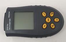 LCD Digital Photo Laser Tachometer Rotation Measuring Tool 12119