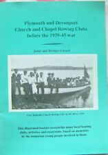 Plymouth and Devonport Church and Chapel Rowing Clubs before the 1939-45 War