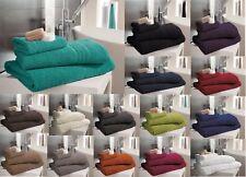 Hampton 100% Cotton Bath Towel Extra Absorbent Hand/bath Towel Jumbo Bath Sheet