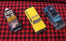 1990 Hot Wheels Safari Jeep #5 ~Yellow Diecast SUV..No Wheels~1994 *ISUZU RODEO*