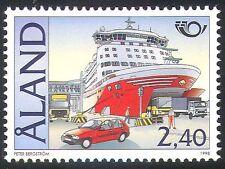 Aland 1998 Ship/Car/Ferry/Coach/Truck/Lorry/Transport/Motoring/Boats 1v (n23571)