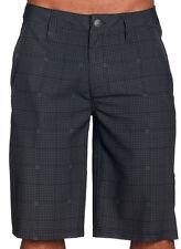Affliction - FORUM - Men's Boardshorts Swim Trunks - Shorts - NEW - Black Plaid