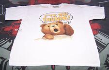 Ted The Movie Mens White Thunda Printed T Shirt Size L New Seth McFarlane