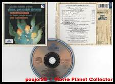 "Jean Sébastien BACH ""Choeurs"" (CD) Gardiner 1994"