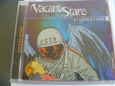 VACANT STARE VINDICATION  RARE METAL FREEPOST CD