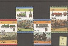 T47   Nevis  Leaders of the World  série MNH