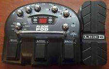 Multieffekt-Gerät für E-Gitarre Line 6 Floor POD