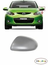 MAZDA 2 SERIES 2007 - 2010 NEW WING MIRROR COVER CAP PRIMED LEFT N/S PASSANGER