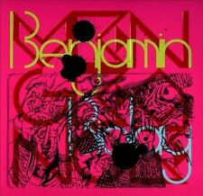 Vengeance [Digipak] by Benjamin Biolay (CD, Nov-2012, Naïve (Label))