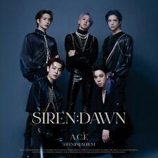 K-pop A.c.e 5th Mini Album Siren Dawn Sun Ver CD 76p P.book 3p Card Sticker