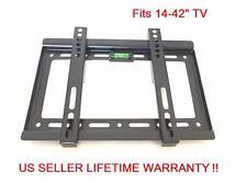 "TV Monitor 601 LCD LED VESA Wall Mount Bracket 22 23 26 27 30 32 36 37 40 42"""