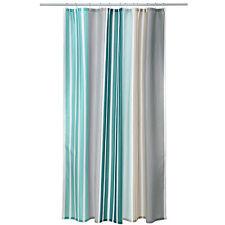 IKEA BOLMAN Duschvorhang Vorhang Dusche Bad Badewannenvorhang 200x180cm bunt