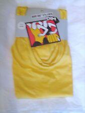 Body de sport/justaucorps DIM jaune vif taille 40-42 neuf avec étiquette