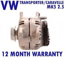 VW - TRANSPORTER/CARAVELLE - MK5 MKV - 2003, 2004, 2005 - 2009 RMFD ALTERNATOR