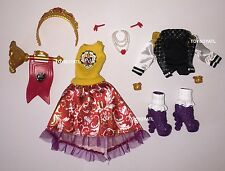 Ever After High School Spirit 2-Pack Apple White Doll Outfit Dress & Shoes NEW