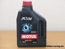8,50€/l Motul 90 PA SAE 90  2L  Limited-slip ÖL