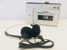 Murac Micromatic SM-418 Cassette Recorder