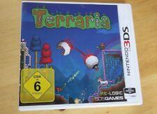 Terraria - Deutsche Verkaufsversion - Nintendo 3DS 505 Games RPG Action Crafting