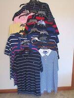 Polo Ralph Lauren Mens Polo Casual Shirt M L XL 2XL 3XLB Blue Pink Red Gray