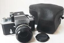 Nikon F Photomic FTn SLR Camera [FULLY WORKS] w/Micro-Nikkor-P.C Auto 55mm f/3.5