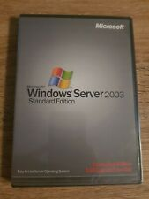 Microsoft Windows Server 2003 - Standard Edition - 180 day Evaluation Edition