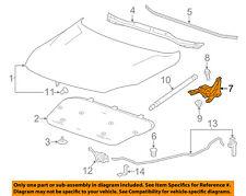 Chevrolet GM OEM 13-16 Malibu Hood-Hinge Right 22986410