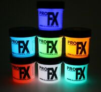 Glow in the Dark  Acrylic Star Ceiling Paint  UV Black light Super Bright COSMIC