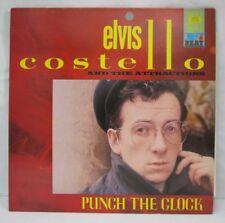 Elvis Costello Punch The Clock 1983 Vinyl LP Punk Great Condition