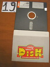 Floppy disc 5.25 inch 5 1/4 Commodore 64 & 128 Disk scritta giochi floppy n. 29